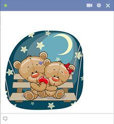 Moonlight Teddy Bears