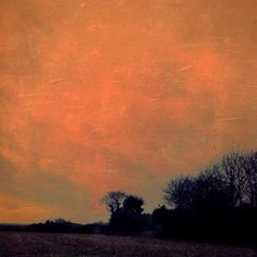 Dark Landscape, Landscape Artwork, Abstract Landscape, Nature Paintings, Cool Paintings, Beautiful Paintings, Nocturne, Photo D Art, Wow Art
