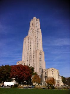 Tour the Nationality Rooms at the Cathedral of Learning at Univ. of Pittsburgh. Fascinating and beautiful.