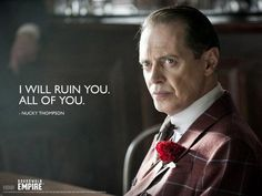 Boardwalk Empire    Really good show!