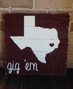 A&M sign in Spring, TX (sells for $35)