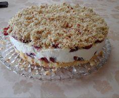 Rezept Erdbeer Milchmädchen Torte von thermilotte - Rezept der Kategorie Backen süß