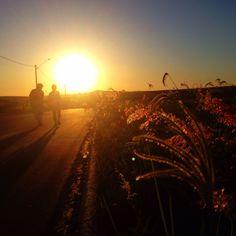 #sunset - Santa Adélia - Brazil