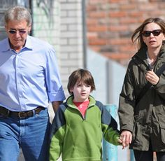 Harrison, Liam et Calista