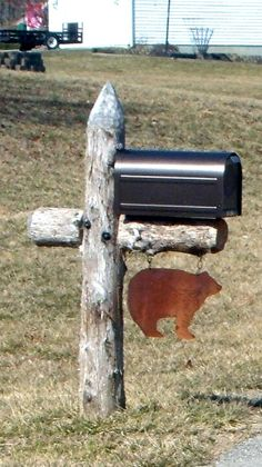 I Love Old Mailboxes With Wildflowers Growing Around Them By Tammie