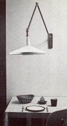 Wim Rietveld :: Giso 4050 (panamahoed) :: Gispen :: 1956