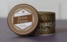 Terra Firma Tin Candle | Royal Apothic