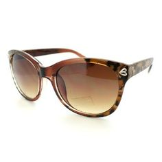Animal Print Cat Eye Style Wayfarer Sunglasses: Brown Leopard 106Shades. $9.90
