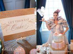 Marie Antoinette photo shoot #uoft #FacultyClub #wedding #cake