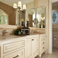 1000 images about french country bathrooms on pinterest for Country master bathroom ideas