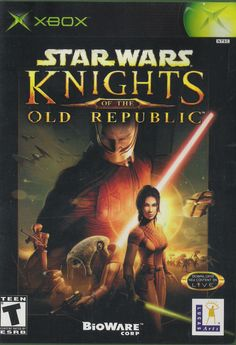 Xbox Game Star Wars: Knights of The Old Republic - Complete w Instruction Manual Xbox 360 Video Games, Xbox Games, Pc Games, Playstation, Xbox Xbox, Ps4, Star Wars The Old, Star Wars Games, The Old Republic