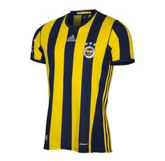 Camisas do Fenerbahce 2016-2017 Adidas Titular 2