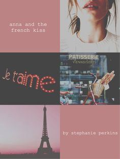 accio-phan: ya lit meme: [5/10] books or series anna and the french kiss by stephanie perkins Anna And The French Kiss, Kiss Books, Stephanie Perkins, French Names, The Boy Next Door, Interesting Reads, Book Aesthetic, Books To Buy, Book Stuff
