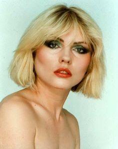 Debbie Harry - 70s Makeup