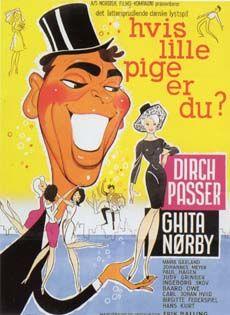 Hvis lille pige er du? (1963) Hun vil giftes med en rig mand og så skilles i en fart.