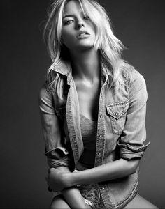Martha Hunt, American Fashion Model.