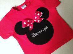 Disney Shirt....ha! perfect
