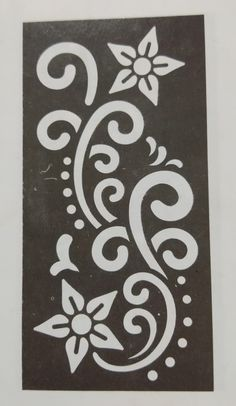 You will get CNC vector file for this design Wall Stencil Patterns, Stencil Designs, Woodstock Lineup, Wall Partition Design, Jaali Design, Make Your Own Stencils, Etched Glass Door, Cnc Cutting Design, Glass Painting Designs
