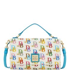 Dooney & Bourke DB75 Multi Mimi Crossbody