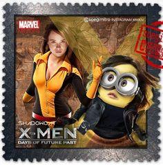 X-Men: Days of Future Past ~ Shadowcat