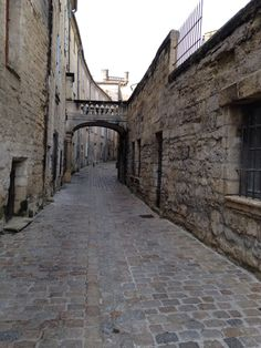 Street shot  Uzes France