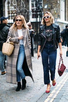 Sì, i jeans boyfriend sono sempre i nostri preferiti: ma come si portano questo autunno inverno 2017 2018?