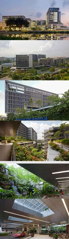 Innovative Singapore Hospital Uses Customized ALPOLIC Panels- Click here to see more: http://alpolic-usa.com/alpolic-projects/innovative-singapore-hospital-uses-customized-alpolic-panels/