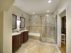 travertine floors and walls - Google Search