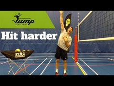 Avoid the biggest hitting approach mistake : Volleyball Tip of the Week #21 - YouTube