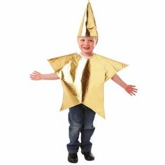 Le Little Star Nativity Costume Childrens Christmas Kids