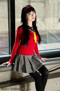 Yukiko Amagi by moxillaq on DeviantArt