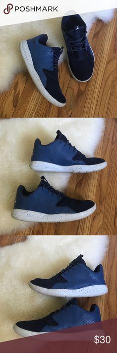 64d9fce30a1c0 Nike Air Jordan Eclipse Blue Sneakers EUC Blue Eclipse Sneakers from Nike  Air Jordan. Minimal