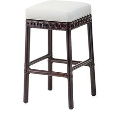 McGuire Furniture: Antalya™ Backless Counter Stool: No. LO-311N
