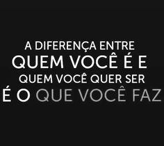 Diferença Ser  Fazer
