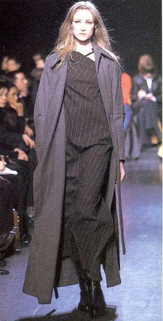 Ann Demeulemeester Fall/Winter 1999