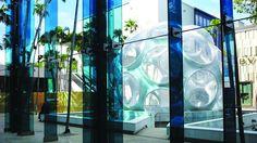 Miami Design District Fly's Eye Dome #takuyaduncan #artbasel #art #style #design #architecture #wanderlust  #artmiami #artlover #miamidesigndistrict #luxury #travel #places