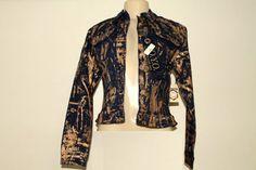 Custom YoYo Ladies Denim Jacket #YoYo #JeanJacket