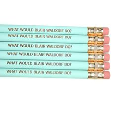 what would blair waldorf do?   6 engraved by thecarboncrusader, $8.00