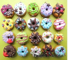 Une fournée de donuts !
