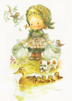 Ilustrações Infantis de Giordano
