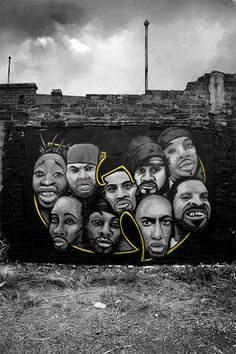 ,SALUTE!! The Mighty WU-TANG CLAN celebrates 20 YEARS today November 9, 2013
