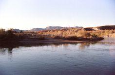 Mexico / Texas Rio Grande Presidio County