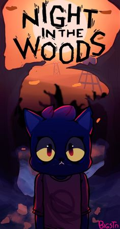 NIGHT IN THE WOODS by Bigstri