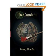 The Conduit: The Gryphon Series (Volume 1)...a good quick read.  Few bad words, but good none the less