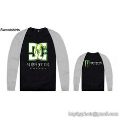 Monster Energy Thick Sweatshirts df8388 only US$42.00 - follow me to pick up couopons.