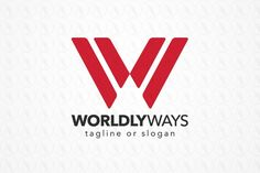 Worldly Ways Logo - $190 (negotiable) http://www.stronglogos.com/product/worldly-ways-logo #logo #design #sale #world #consulting #finance #law #insurance #marketing