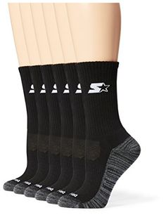 Sea Waves Mens Dress Socks High Graduated Crew Socks 15.7