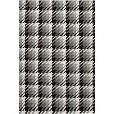 Karachi Foggy Blue 9 ft. x 13 ft. Flatweave Area Rug