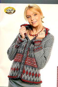Irish lace, crochet, crochet patterns, clothing and decorations for the house, crocheted. Crochet Coat, Crochet Jacket, Crochet Cardigan, Crochet Clothes, Coat Patterns, Clothing Patterns, Tapestry Crochet, Irish Lace, Irish Crochet