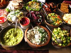 Some great examples of food from my heritage :D I miss my family in Guatemala (and the food!)